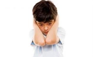 الاضطراب النفسي للاطفال